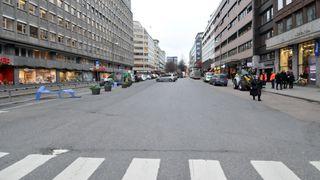 Denne gata blir utstillingsvindu for utslippsfri byggeplass