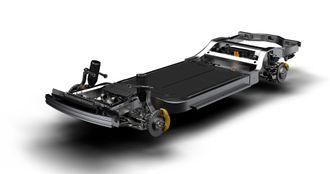 Bilene er bygget på den samme plattformen.