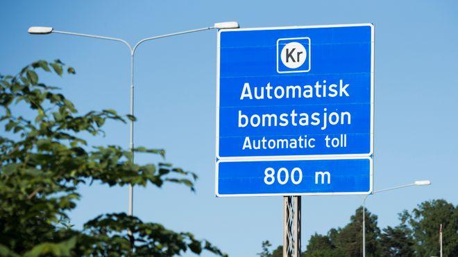 De nye bomringene blir forsinket - Oslo taper 300 millioner i bompenger