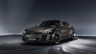Her er Audis ekstrem-elbil