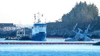 Fregatt-verftet avviser anklager om konstruksjonsfeil