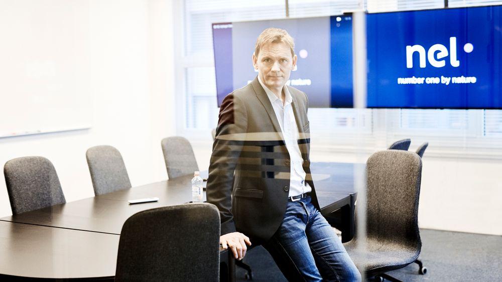 Administrerende direktør Jon André Løkke, NEL Hydrogen.
