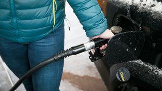 Diesel-salget har steget 40 prosent på ni år