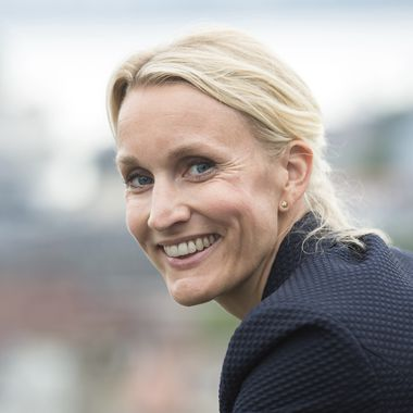 Randi Marjamaa, ny adm.dir. i Nordea Liv.