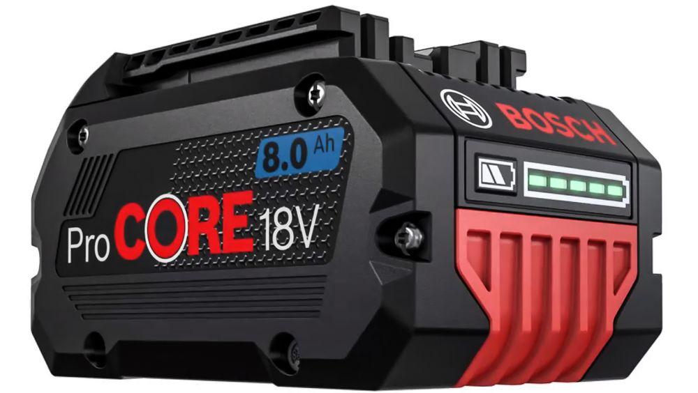 Bedre indikator: Det er alltid nyttig å vite hvor mye energi det er igjen i batteriet, derfor liker vi at de nye batteriene kommer med en indikator med fem lysdioder, mens de tidligere batteriene bare hadde tre.