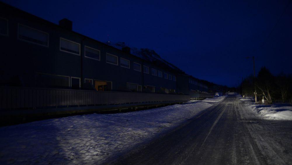 Strømbrudd i Tromsø i 2015. Det er slike situasjoner DSB ber folk være forberedt på.