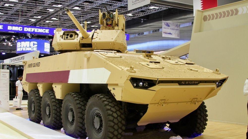 Qatar skal kjøpe 490 slike Nexter VBCI («Véhicule Blindé de Combat d'Infanterie») i forskjellige versjoner med ubemannede kanontårn og fjernstyrte våpenstasjoner.