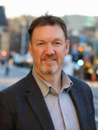 Nils Ove Gamlem, teknologisjef i Check Point Norge.