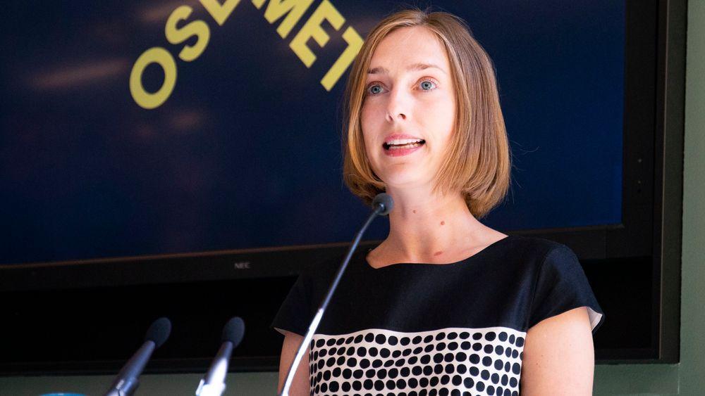 Forsknings- og høyere utdanningsminister Iselin Nybø (V) vil ha flere ledende forskere. Nå deles 870 millioner kroner ut til grunnleggende forskning.
