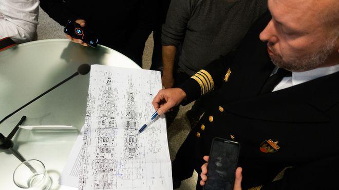 Slik løser havarikommisjonen puslespillet som skal forklare fregatthavariet