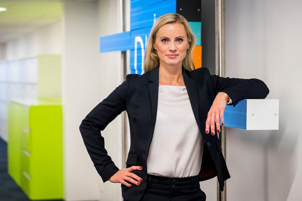 af1777e2 Silje Sandmæl er forbrukerøkonom i DNB og økonomisk rådgiver i programmet  Luksusfellen på TV3.