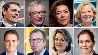 8 kandidater som kan fylle stolen etter Anita Krohn Traaseth