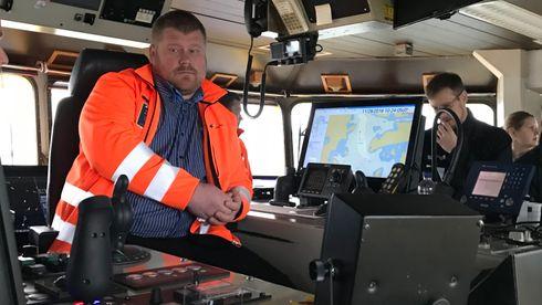 Testingen Finferries og Rolls-Royce gjør i Finland, gir en klar pekepinn på hvilken retning shipping er på vei