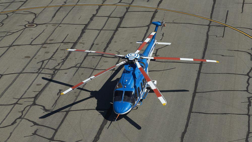 Bell 525 Relentless er en ny helikoptertype som er aktuell for norsk sokkel.
