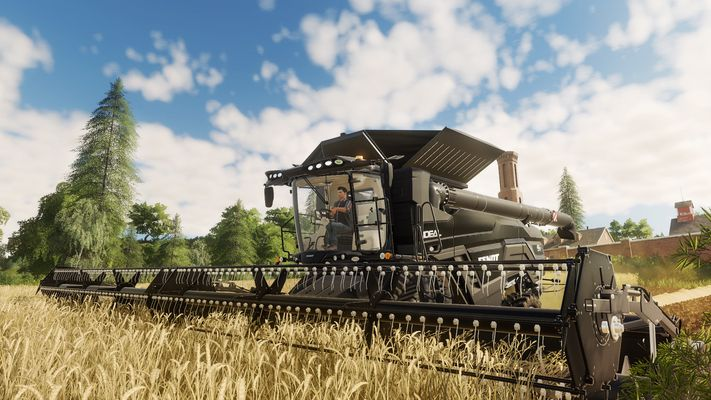 Farming Simulator: Nintendo Switch Edition