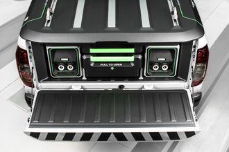 Nissan viste frem prototyper av batteripakken sin i 2016.
