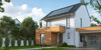 Nissan Energy Solar tilbyr solceller til privatpersoner-