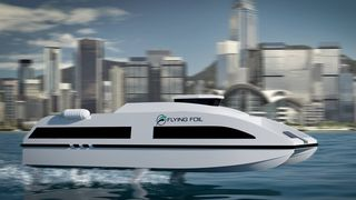 Vinger er på full fart tilbake i hurtigbåter i et helt nytt konsept