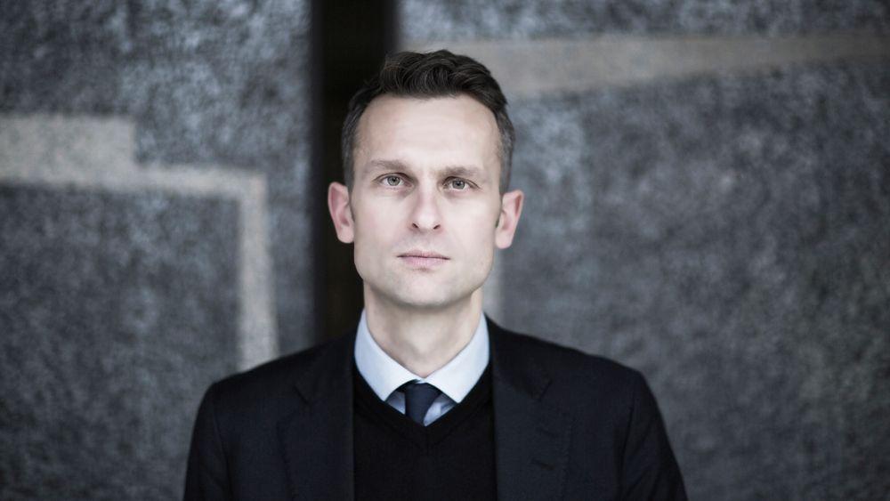 Knut Kroepelien, ny administrerende direktør i Energi Norge.