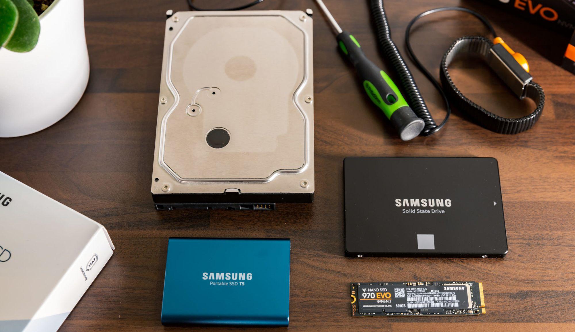 Hypermoderne Lagringsguiden – dette er forskjellen på HDD og SSD - Gamer.no IW-89