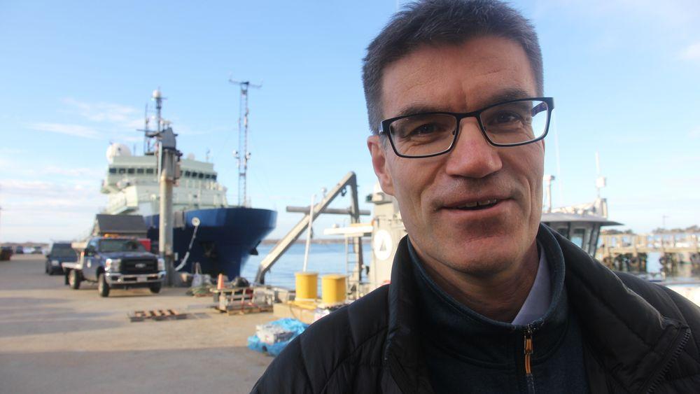 Asgeir Sørensen mener forskere, myndigheter og næringsliv må samarbeide bedre om Norge skal forbli ledende som havnasjon.