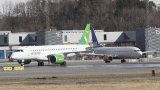 Produsenten av de nye Widerøe-flyene kjøpes opp av Boeing