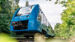 Dette hydrogentoget kan bli testet på Nordlandsbanen