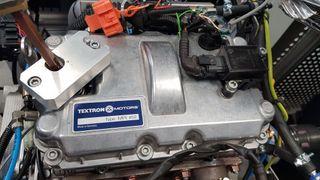 En motor med MWIs teknologi.