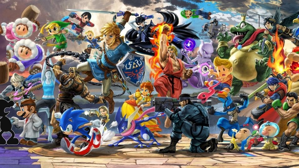 Super Smash Bros. Ultimate gjør stor suksess for Nintendo