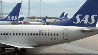 Nå tanker Sveriges største flyplasser fly med brukt frityrolje