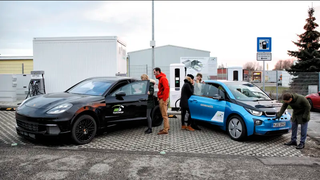 Hurtiglading med trøkk: Her skal elbil-eiere få 100 kilometers rekkevidde på tre minutter