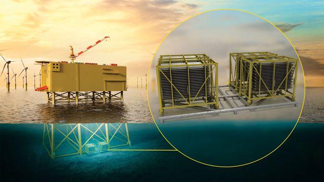 Etter 40 mill og 10 år med utvikling: Dropper kjøler på oljeplattformen og bruker havet til å kjøle i stedet