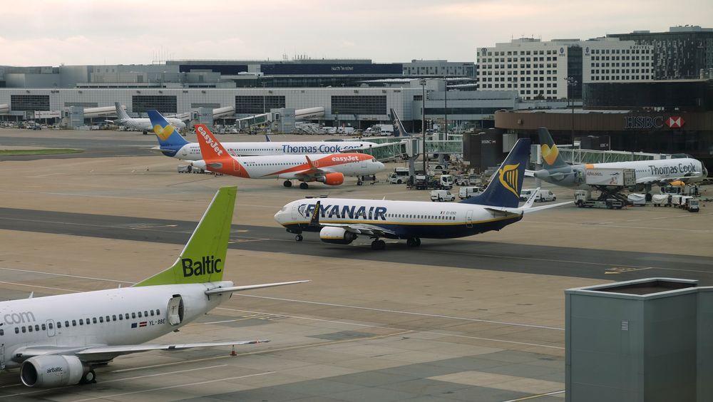 Gatwick er den nest største av Londons flyplasser. Når den må stenge, får det fort ringvirkninger i resten av landet og på kontinentet.