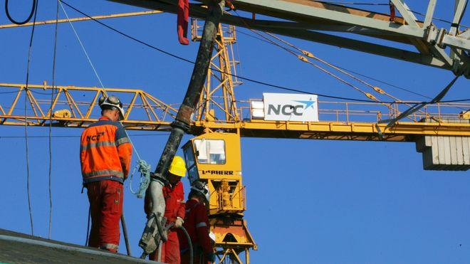 NCC legger ned bygg-avdeling på grunn av mangel på oppdrag