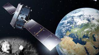 Feilplasserte Galileo-satellitter tester Einsteins generelle relativitetsteori