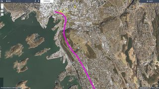 InSAR-Norge: Nå kan alle følge med på bevegelser i jordoverflaten
