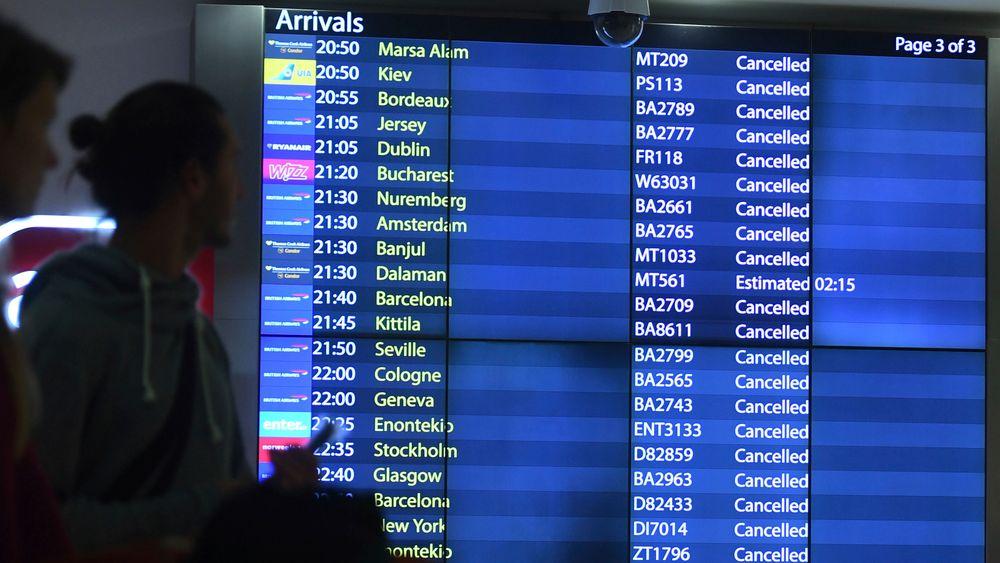 Gatwick er den nest største av Londons flyplasser. Når den må stenge, får det konsekvenser for flere hundre tusen passasjerer og gir ringvirkninger i resten av landet og på kontinentet.
