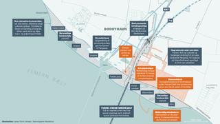 Danskene planlegger i detalj: Verdens lengste undersjøiske tunnel til 70 milliarder