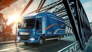 DAF LF er igjen utpekt til Fleet Truck of the Year