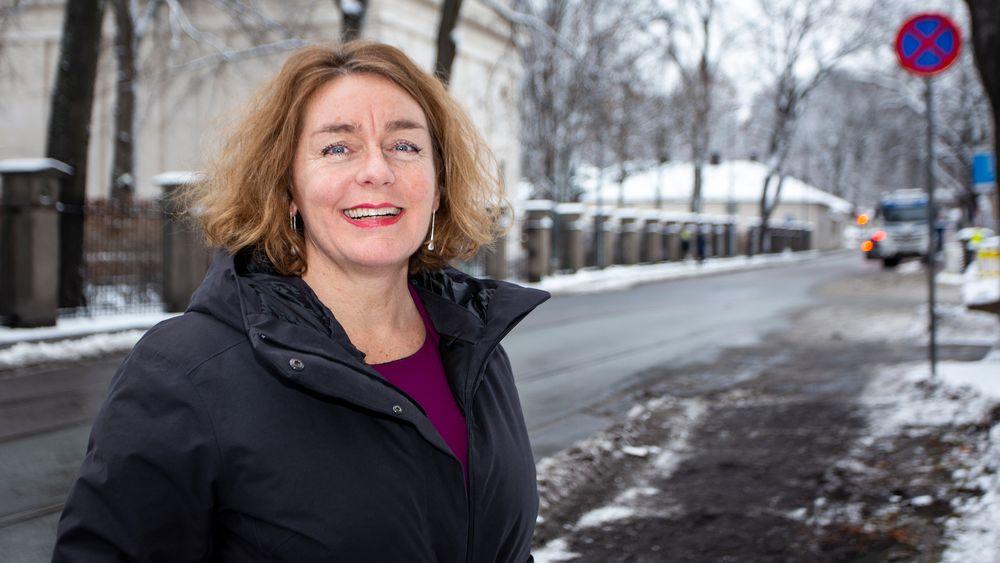Mette Vågnes Eriksen overtok som generalsektretær i Polyteknisk Forening i august. Det viktigste målet hennes er å stanse nedgangen i medlemstallet.