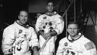 50 år siden de første menneskene nådde månen