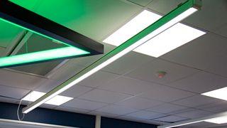 Avansert lysdesign: Alle tar med sitt eget lys når de beveger seg rundt