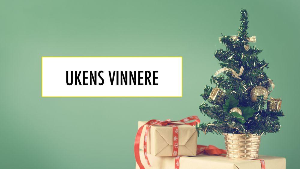 Vinnerne av luke 16 til 26 i TUs julekalender er trukket
