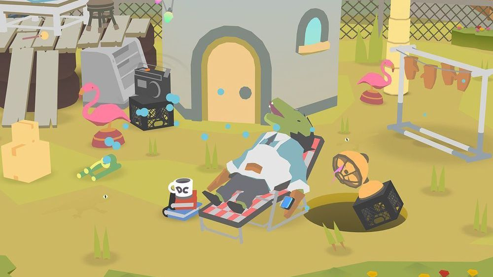 Donut County.