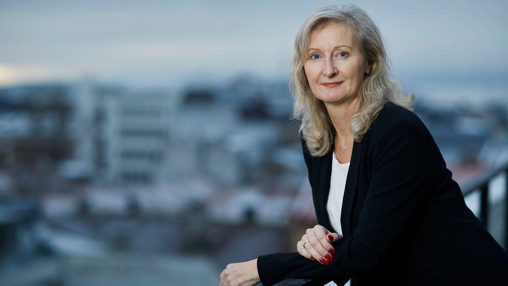 Helle Hammer er administrerende direktør i Cefor og nummer  åtte på Lloyd's List-oversikten over verdens mest innflytelserike kvinner i maritim næring.