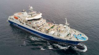 Revolusjonerende slakteskip kan bli nødt til å halvere kapasiteten