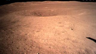 Se det første bildet av månens bakside