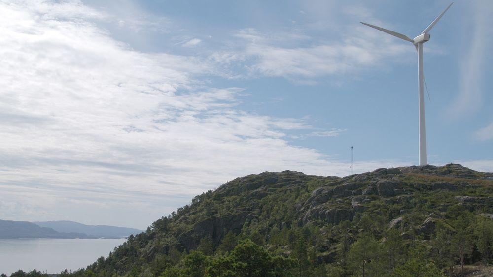 NTE har gjennom årene satset over 700 millioner kroner på vindkraftutbygging på Hundhammerfjellet i Nærøy. Mesteparten gikk tapt. Nå skal 14 nye vindturbiner bygges.