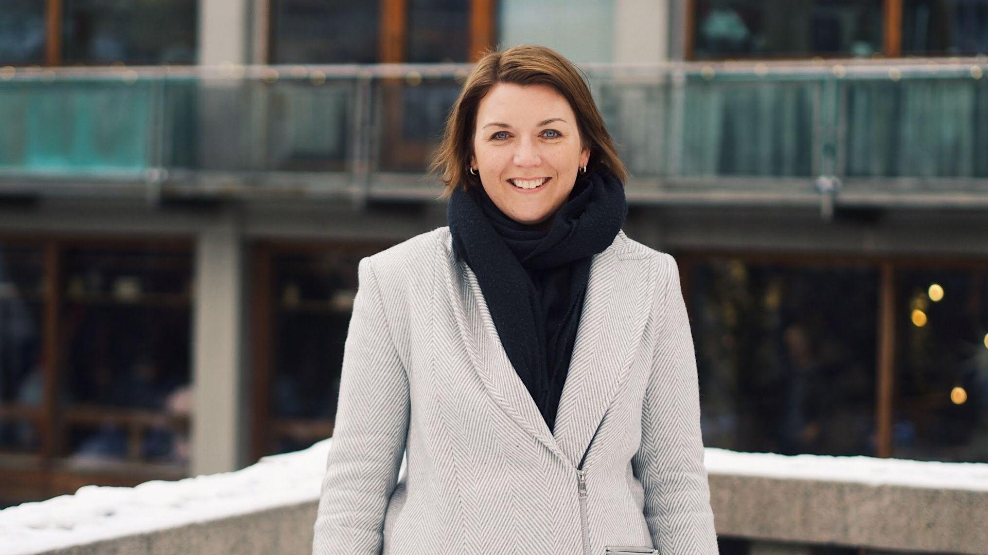 Christina Bu, Generalsekretær i Norsk elbilforening