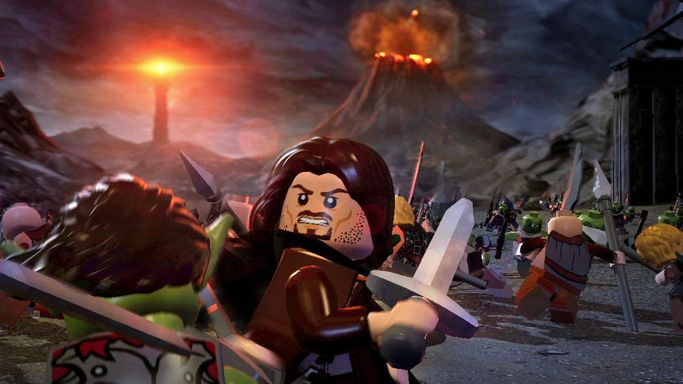 LEGO The Hobbit og LEGO The Lord of the Rings er fjernet fra digitale butikker